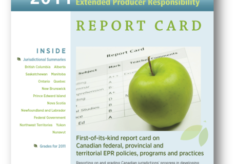 1st Annual Report Card